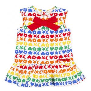Agatha colored summer dress