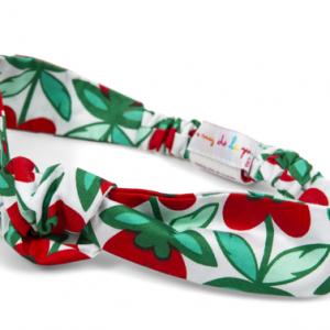 agatha floral hairband