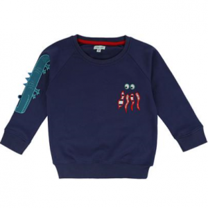 Lilly & Sid Zoo Friends Sweatshirt
