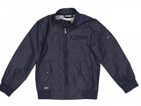 Boys Bomber Jacket Navy