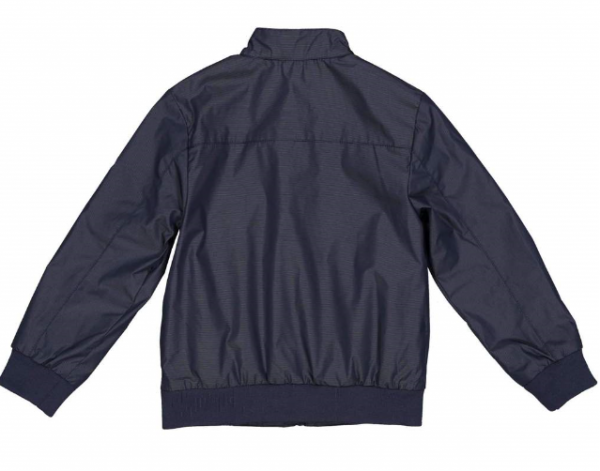 Trybeyond boys bomber jacket navy back
