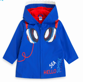 uctuc sea rider rain jacket