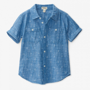 hatley chambray shirt front