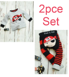 Blade and Rose 2pce Pirate Legging and Top Set