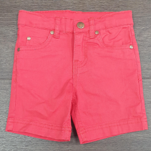 Boys Red Summer Shorts
