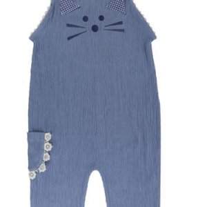 Lilly & Sid Cat Jumpsuit