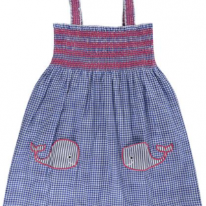 Lilly & Sid reversible sundress