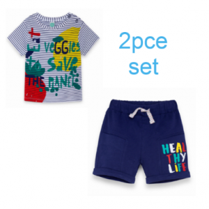 Tuc Tuc 2pce Healthy Life Set
