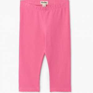 hatley pink leggings