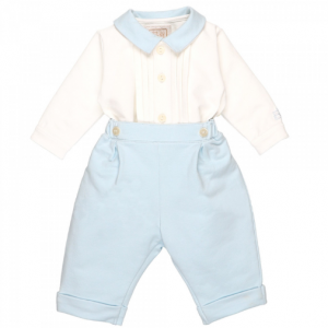 Emile et Rose Roland traditional baby boys smart outfit