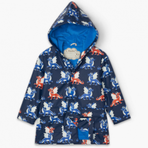Hatley Dragon Colour Changing Raincoat