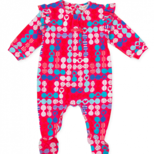 Agatha ruiz de la prada baby pink and electric blue