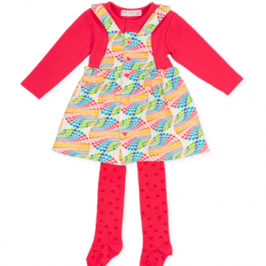 Agatha ruiz de la prada jersey dress set