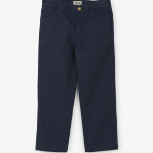 Hatley Navy twill pants