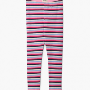 Hatley stripe leggings