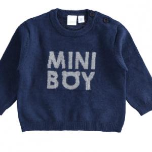 I do mini boy sweater
