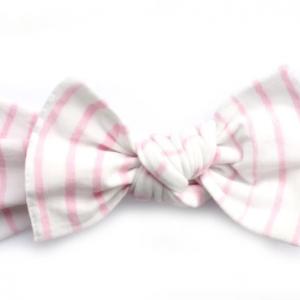 Little bow pip - candy floss