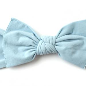 Little bow pip cornflower blu