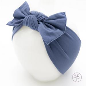 Little bow pip midnigt blu