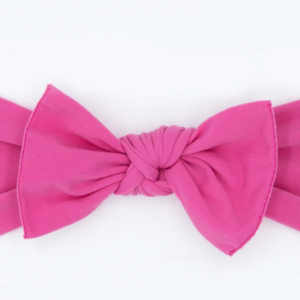 Little bow pip - minnie pink pippa bow