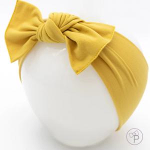 Little bow pip mustard