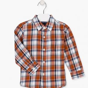 Losan Check Shirt for boys