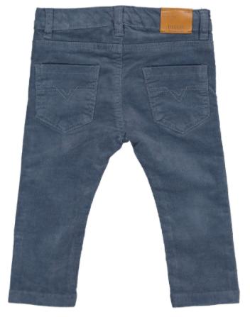 Birba blue fine cordarouy trouser