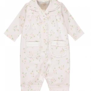 Emile et Rose Grace Pink floral print pyjamas
