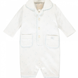Emile et rose Blue star print pyjamas