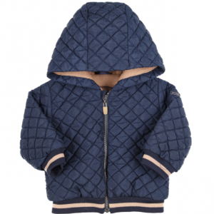 Gymp Padded Jacket with hood