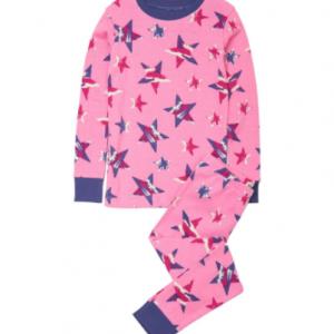 Hatley twinkle stars organic cotton pyjamas set
