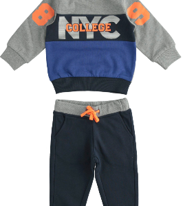 I DO NYC 2 piece tracksuit for boy