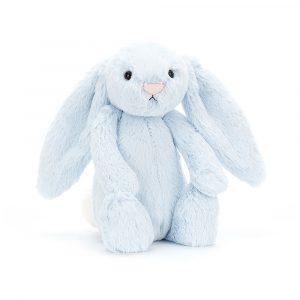 Jellycat Blue Bashful Bunny