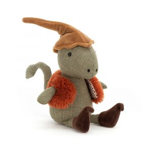 Jellycat forest forager nook