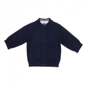 Babybol kinit cardigan with zip