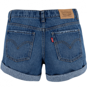 Levi's girlfriend shorty shorts