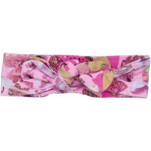 Happy calegi bow headband