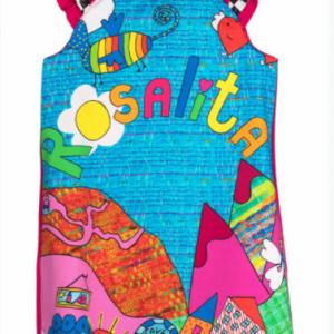Rosalita danforth dress