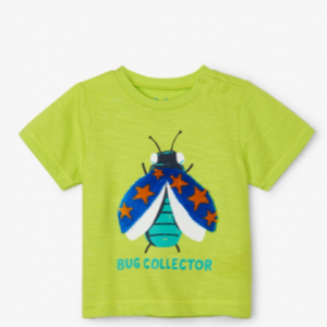 Hatley bug collection graphic tee