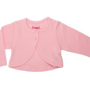 Babybol cotton cardigan pale pink