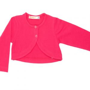 Babybol cotton cardigan pink