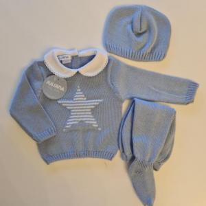 Juliana 3pce knitted set