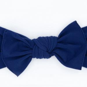 Little bow pip - navy