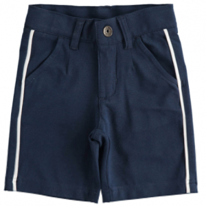 I do jersey shorts navy
