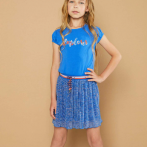 Nono explorer t-shirt and nora skirt set