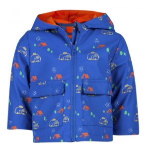 Losan camp friends rain coat