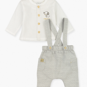 Losan Shirt and trousers with braces set