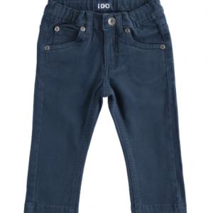 Navy twill pants from I DO