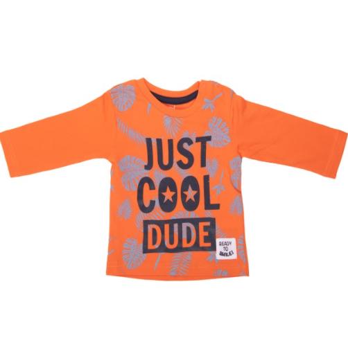 Babybol just cool dude long sleeve sweatshirt