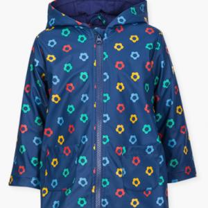 Losan rainbow flower jacket